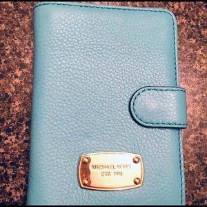 NWT Michael Kors passport book